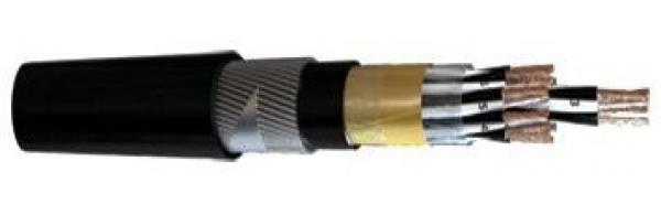 XLPE/OSCR/PVC/SWA/PVC-FRRT instrumentation cable