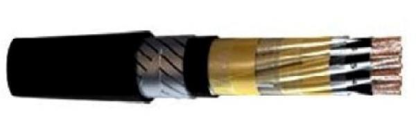 XLPE/ISCR/OSCR/PVC/SWA/PVC-FRRT instrumentation cable